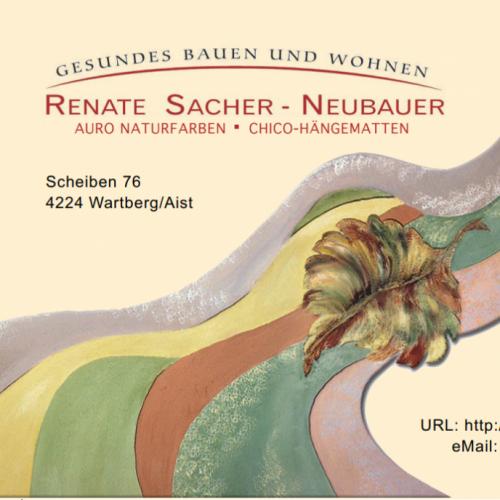 Renate Sacher-Neubauer
